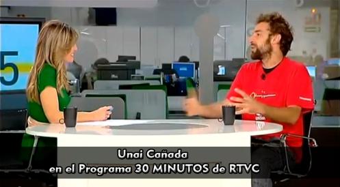 Unai en RTVC