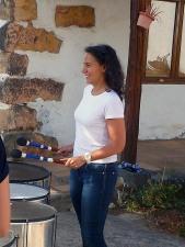 Erika y Mª José