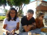 Erika, Isidro y Mª José