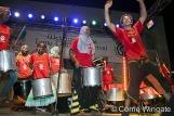 Bloko de Valle childrens band, Lamu Cultural Festival 2013