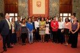 Participantes de Cabo Verde