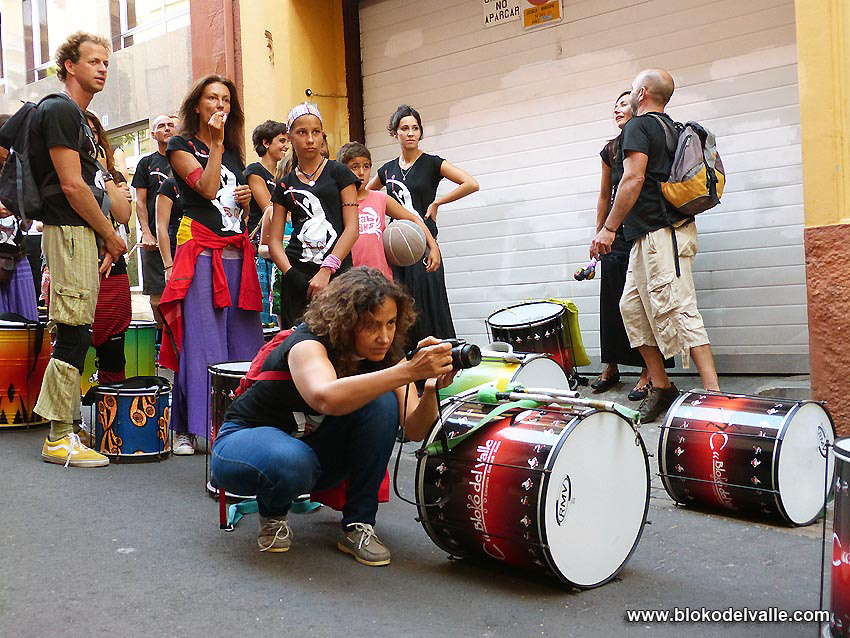 Bloko del Valle Santa Cruz en el Festival FAM - acieloabierto (3/6)