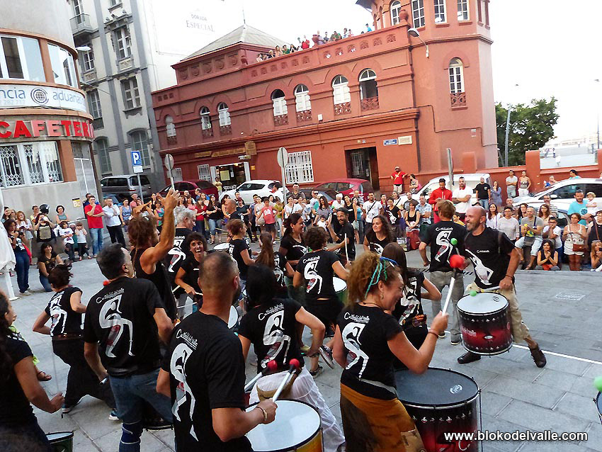 Bloko del Valle Santa Cruz en el Festival FAM - acieloabierto (1/6)