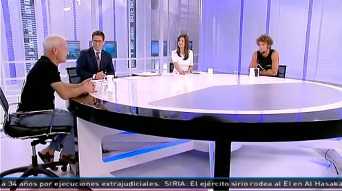 Entrevista Buenos días Canarias