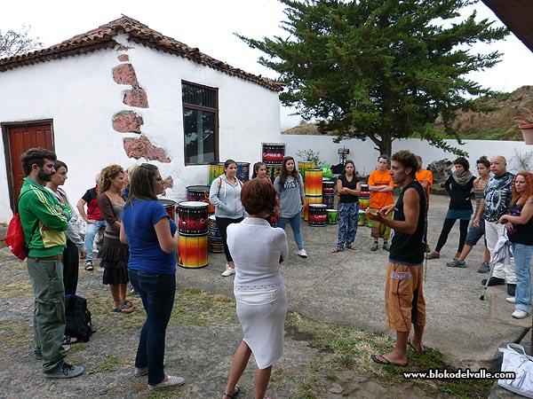 El Bloko de La Orotava, en marcha (2/6)