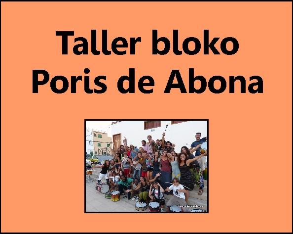 Semana Caboverdiana en Bloko del Valle con Tirei y Gamal en Tenerife (5/6)