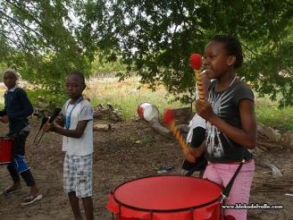 Anidan-Bloko del Valle Juniors Band en el Sondeka16