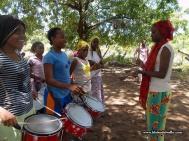 Anidan-Bloko del Valle Juniors Band en el Sondeka18