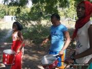 Anidan-Bloko del Valle Juniors Band en el Sondeka40