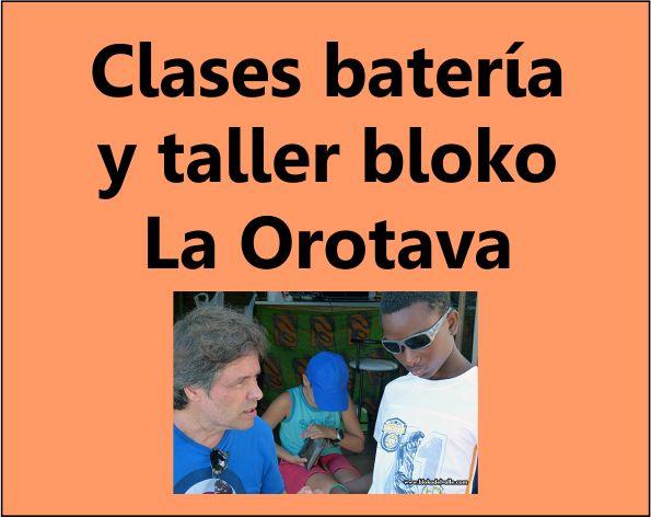 Semana Caboverdiana en Bloko del Valle con Tirei y Gamal en Tenerife (4/6)