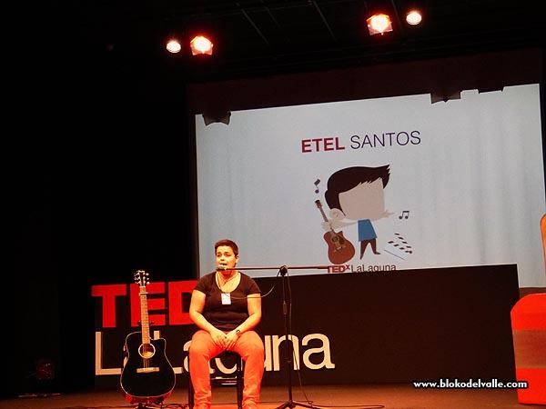 Unai - Bloko del Valle en las charlas TEDx La Laguna (3/6)