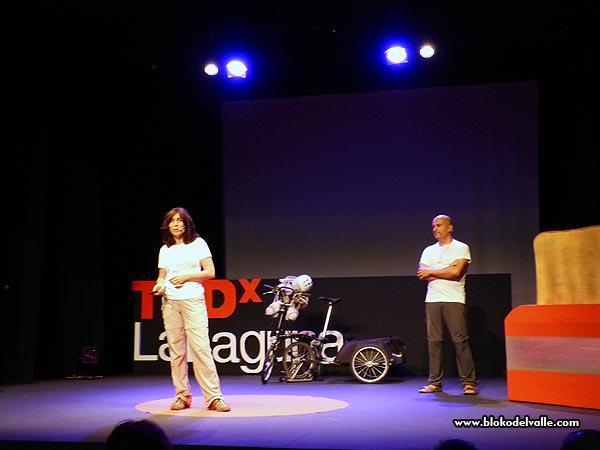 Unai - Bloko del Valle en las charlas TEDx La Laguna (4/6)