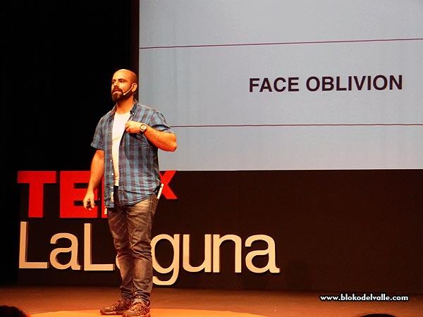Unai - Bloko del Valle en las charlas TEDx La Laguna (5/6)