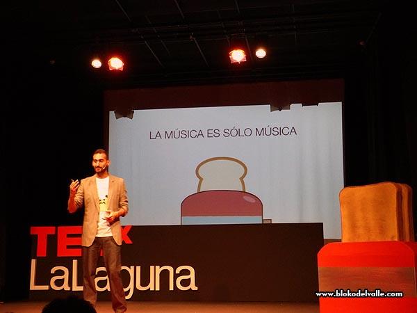 Unai - Bloko del Valle en las charlas TEDx La Laguna (6/6)