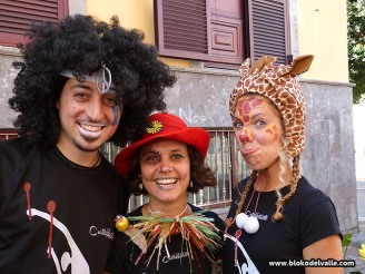 Bloko del Valle Carnaval de Dia SC 405