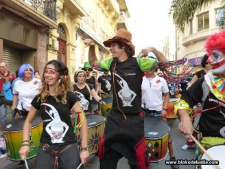 Blokodelvalle Carnaval de Dia SC171