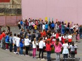 Taller percusión Colegio Radazul 13