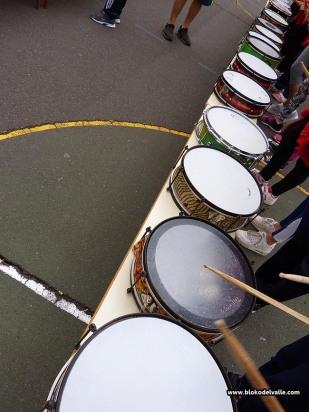Taller percusión Colegio Radazul 17