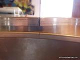 Qualidade deficiente tambores RMV 03