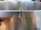 Qualidade deficiente tambores RMV 17