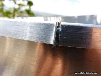 Qualidade deficiente tambores RMV 18