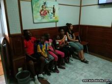 En la TV de cabo Verde y vuelta - 05