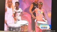 En la TV de cabo Verde y vuelta - 83
